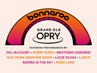 The Grand Ole Opry At Bonnaroo!
