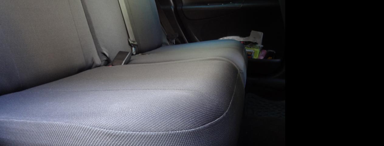 capas auto em Tecido Eco