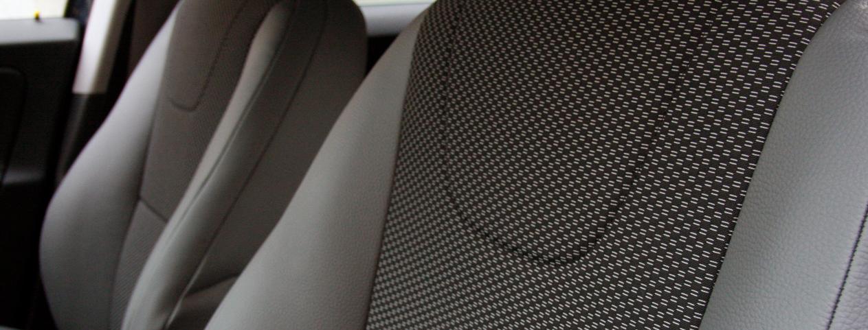 Capas auto em Tecido Lux