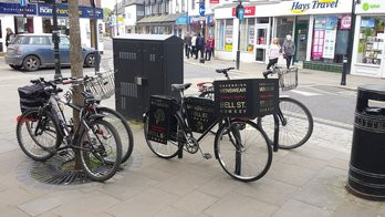 Romsey Cycle Hub