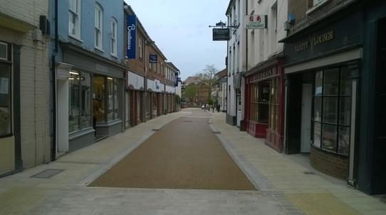 Bell Street improvements