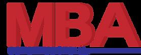 Logo da MBA Construções