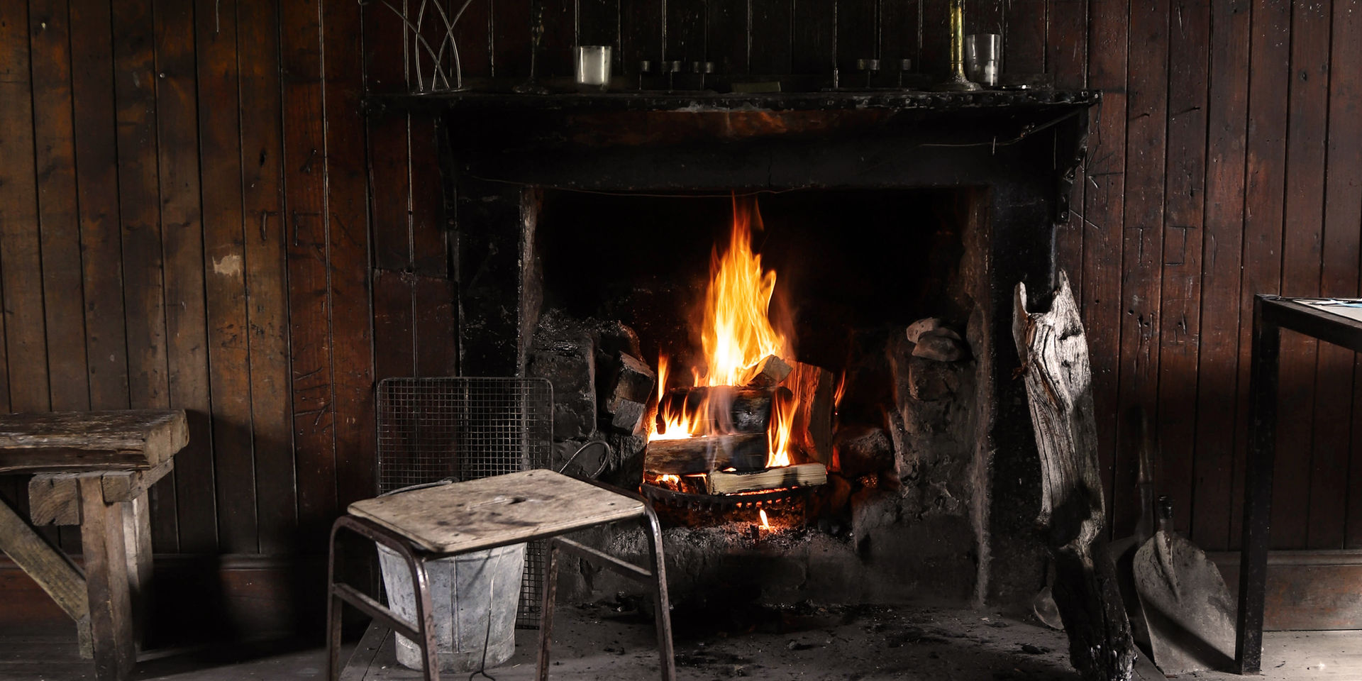 gorton fireplace portrait