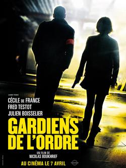 Gardiens de l'ordre - 07/04/2010