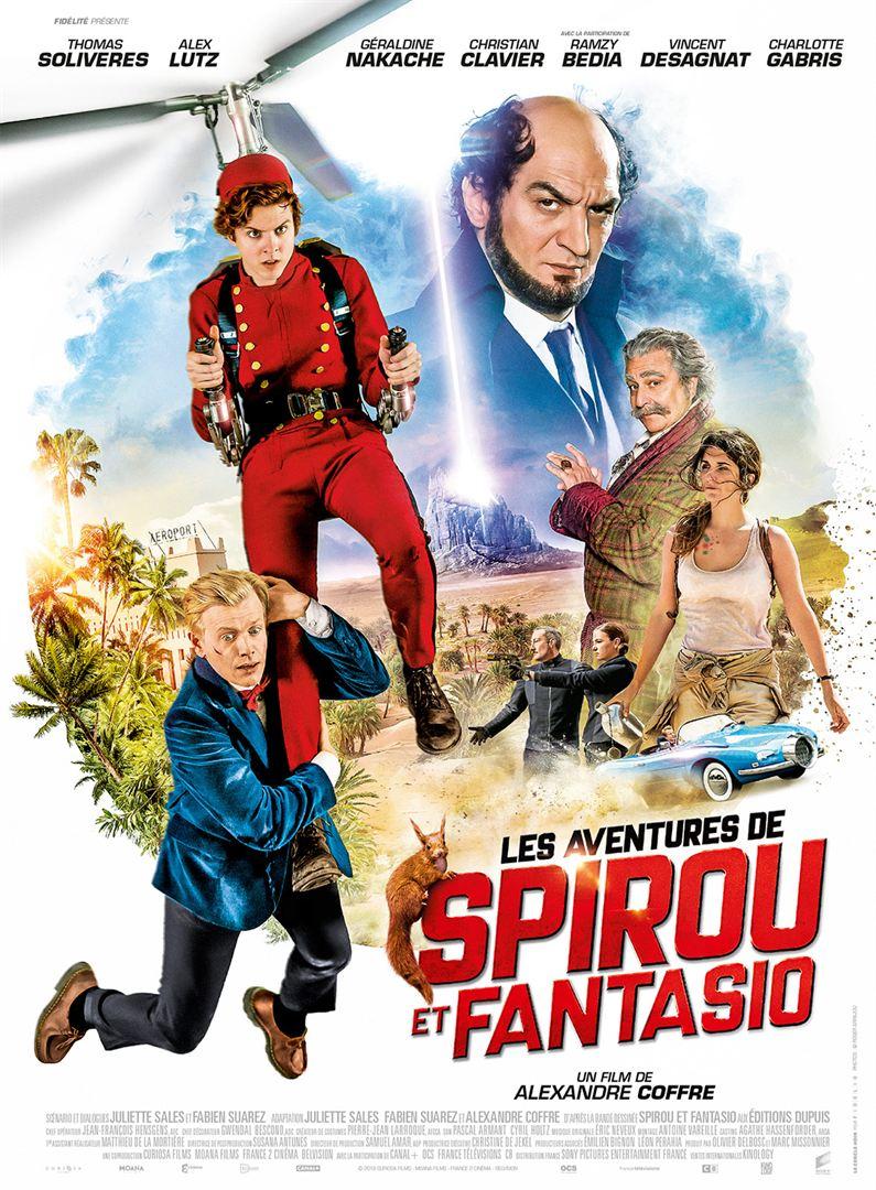 Les aventures de Spirou & Fantasio