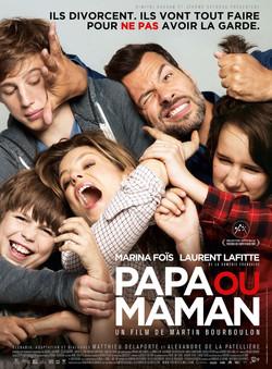 Papa ou Maman - 04/02/2015