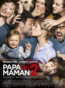 Papa ou Maman 2 - 07/12/16