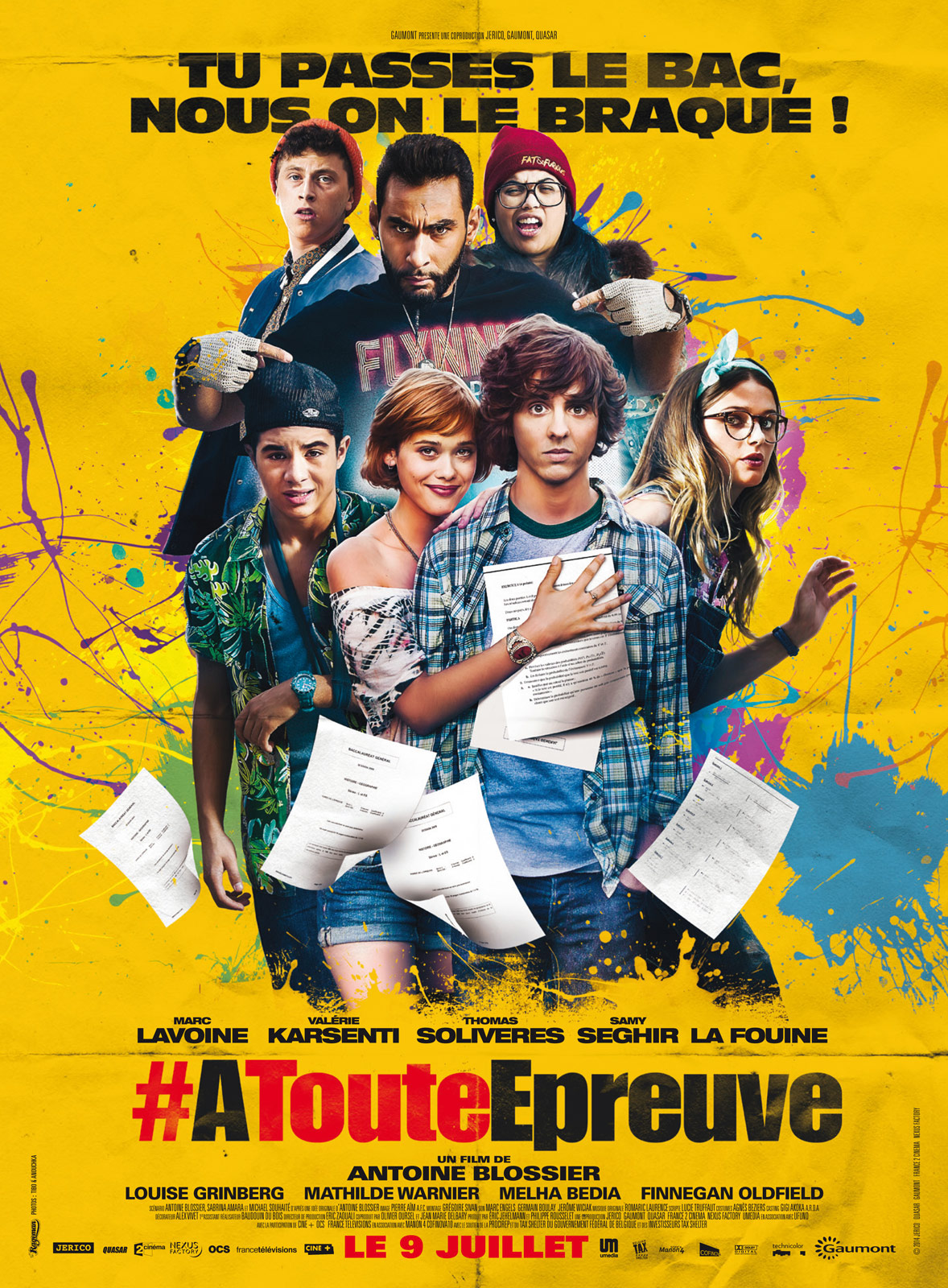 A toute Epreuve - 09/07/2014