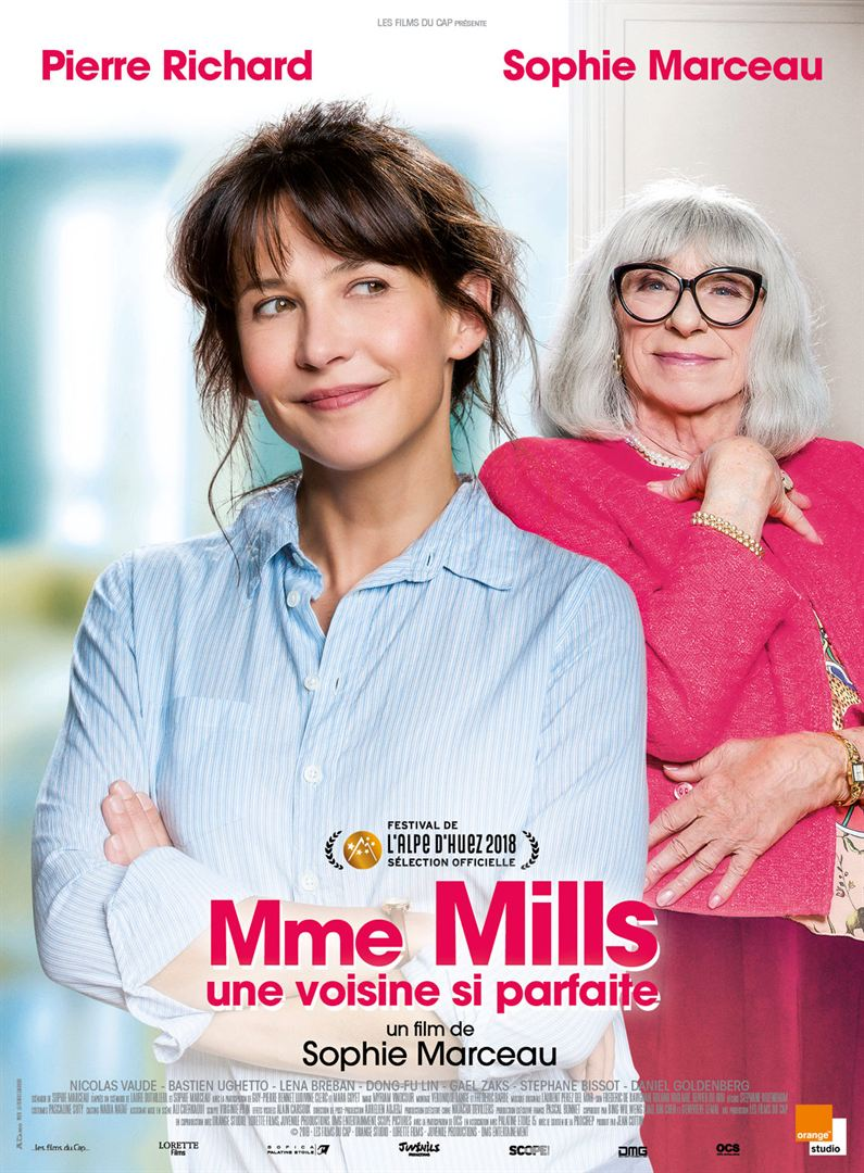 Mrs Mills - 7/03/18