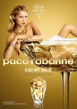 Lady Million, Paco Rabanne