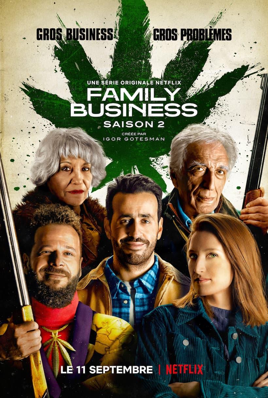 Family Business (saison 2)