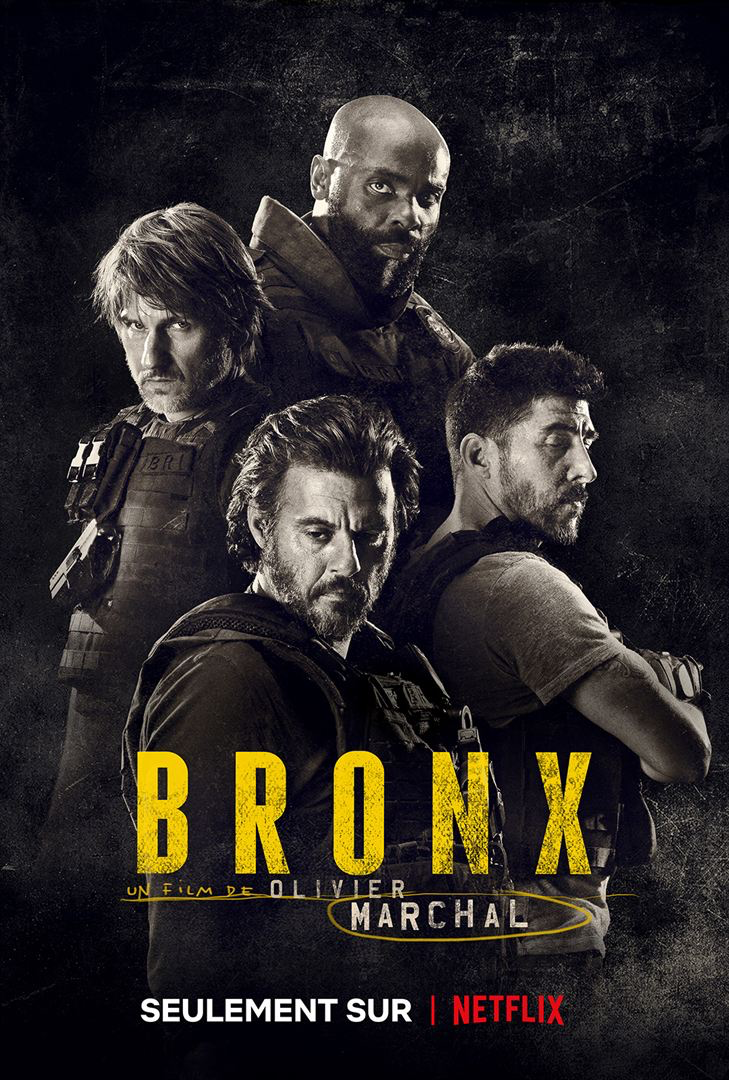 BRONX (Olivier Marchal)