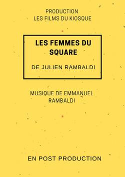 Les Femmes du Square
