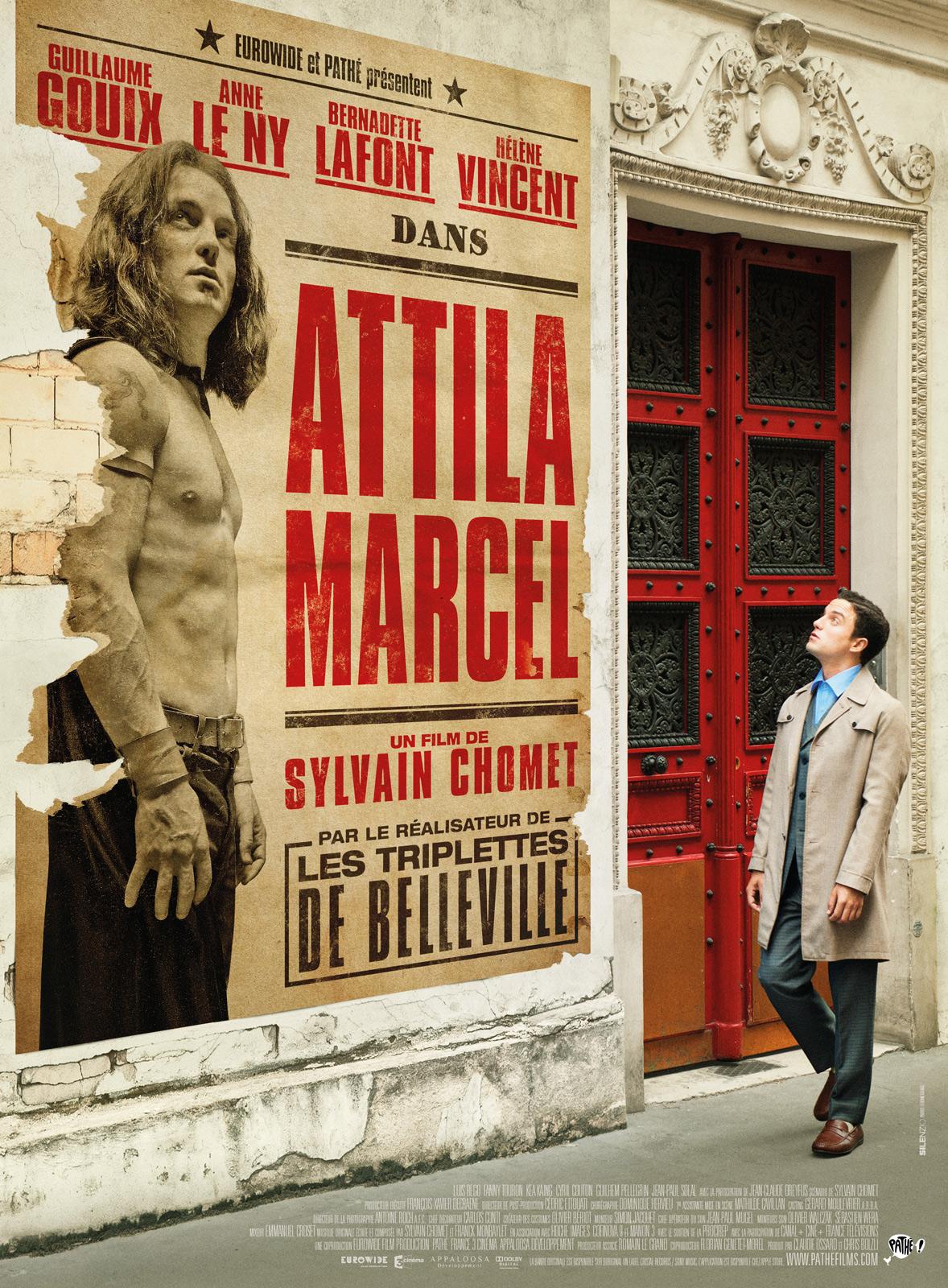 Attila Marcel - 06/11/2013