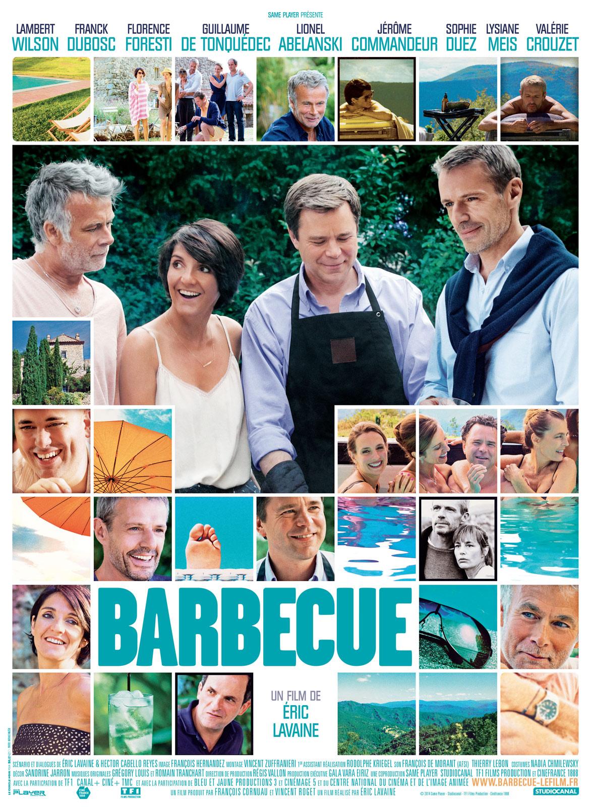 Barbecue - 30/04/2014