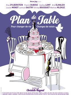 Plan de table - 11/04/2012