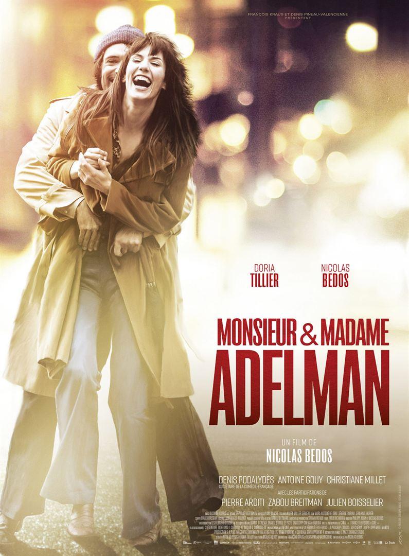 Mr & Mme Adelman - 08/03/17