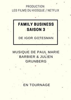 Family Business saison 3