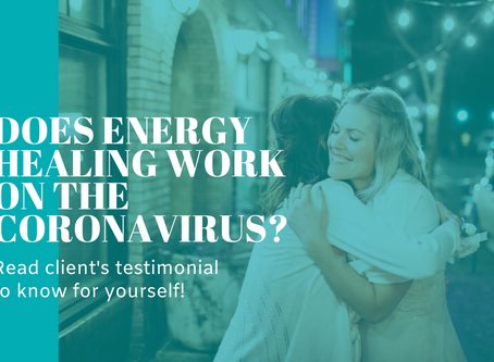 Does Energy Healing Treat Coronavirus Symptoms? | ACTUAL RESULTS OF CLIENT WITH COVID-19 HEALING