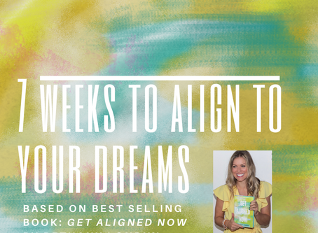 7 Weeks to Align to Your Dreams with ThetaHealer® & Intuitive Coach Bethany Londyn, ME!