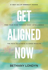 get aligned now book by Bethany Londyn