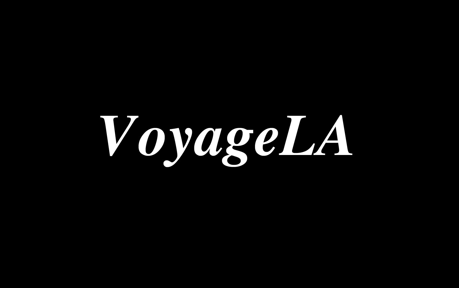 voyage los angeles press bethany londyn