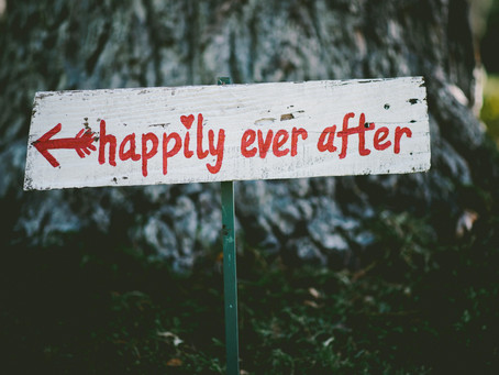 "Life After Divorce, My ""Happily Ever After"""