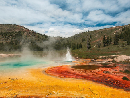 5 Hidden Day-Hikes to do in Yellowstone
