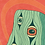 Thumbnail: Devil's Tower Psychedelic Poster