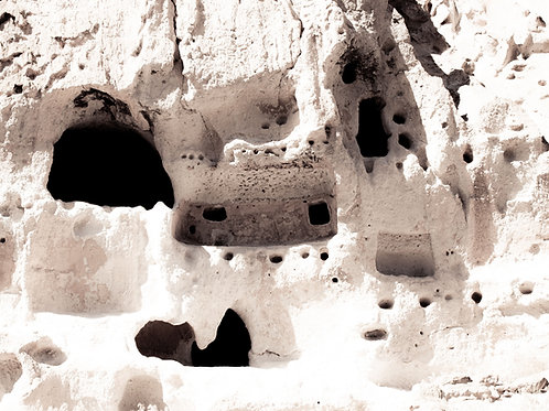 Ancient Dwellings at Bandelier