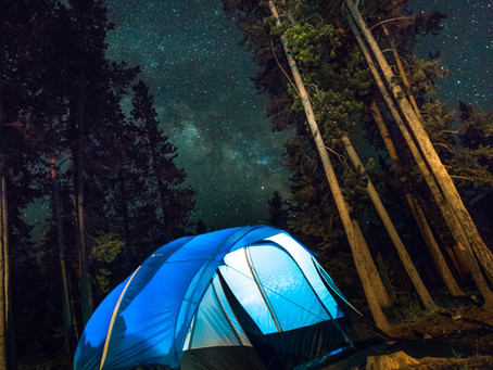 GUIDE TO FINDING THE BEST FREE SECRET CAMPSITES
