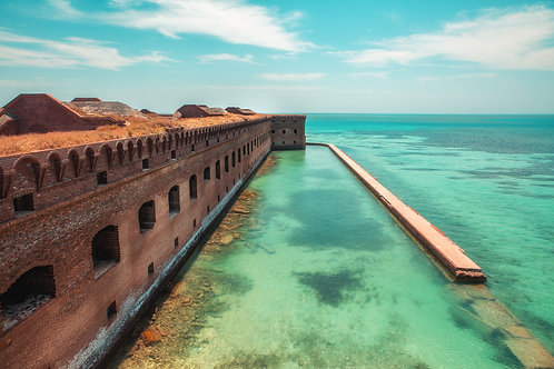 Dry Tortugas Moat