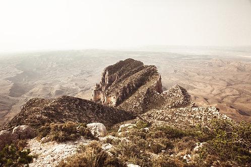 El Capitan from Gudalupe Peak