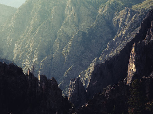 Black Canyon of the Gunnisson