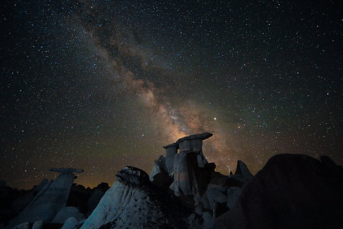 The Cosmos as Viewed From New Mexico