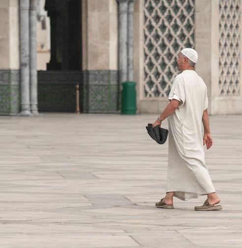 homme islamique