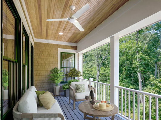 Private Outdoor Deck