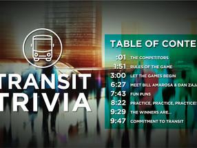 Transit Trivia