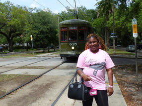 Just a Streetcar Person