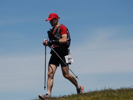 L'utilisation des bâtons en trail