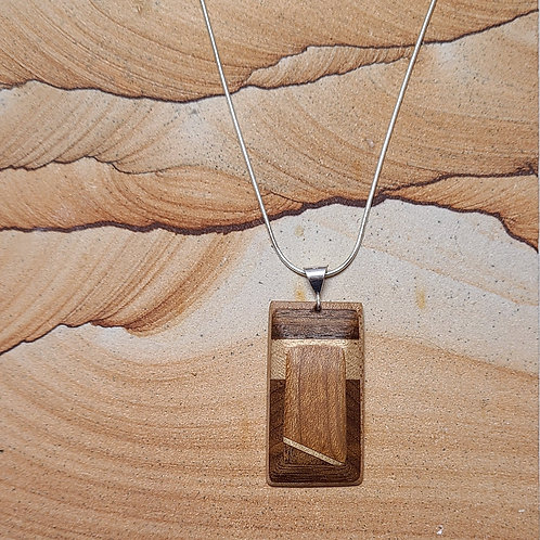 Rectangular Necklace