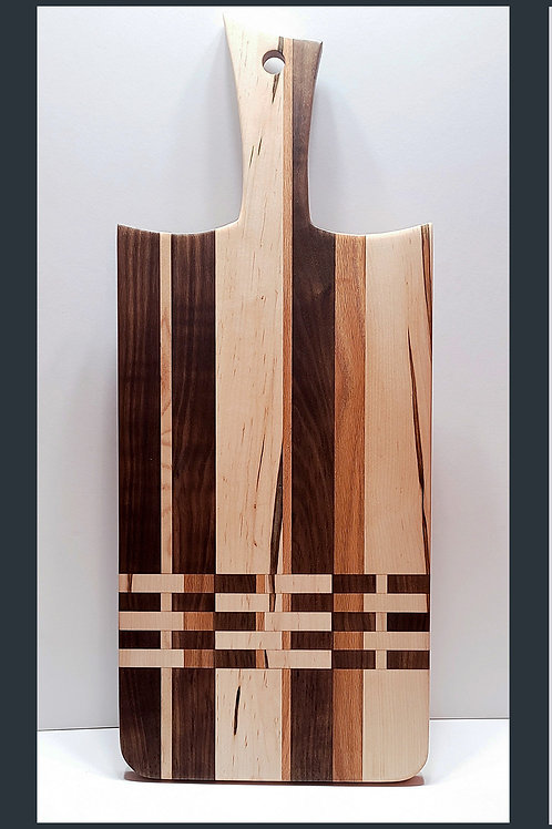 Large Serving Board with Handle