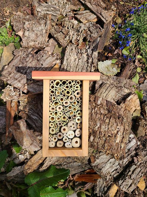 """Bee Hotel """"Bamboo & Wood"""""""