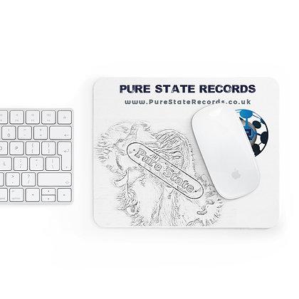 P.S.R Records Mousepad