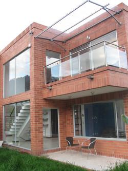 Baranda balcon