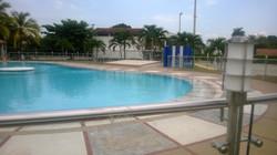 Cerramiento para piscina