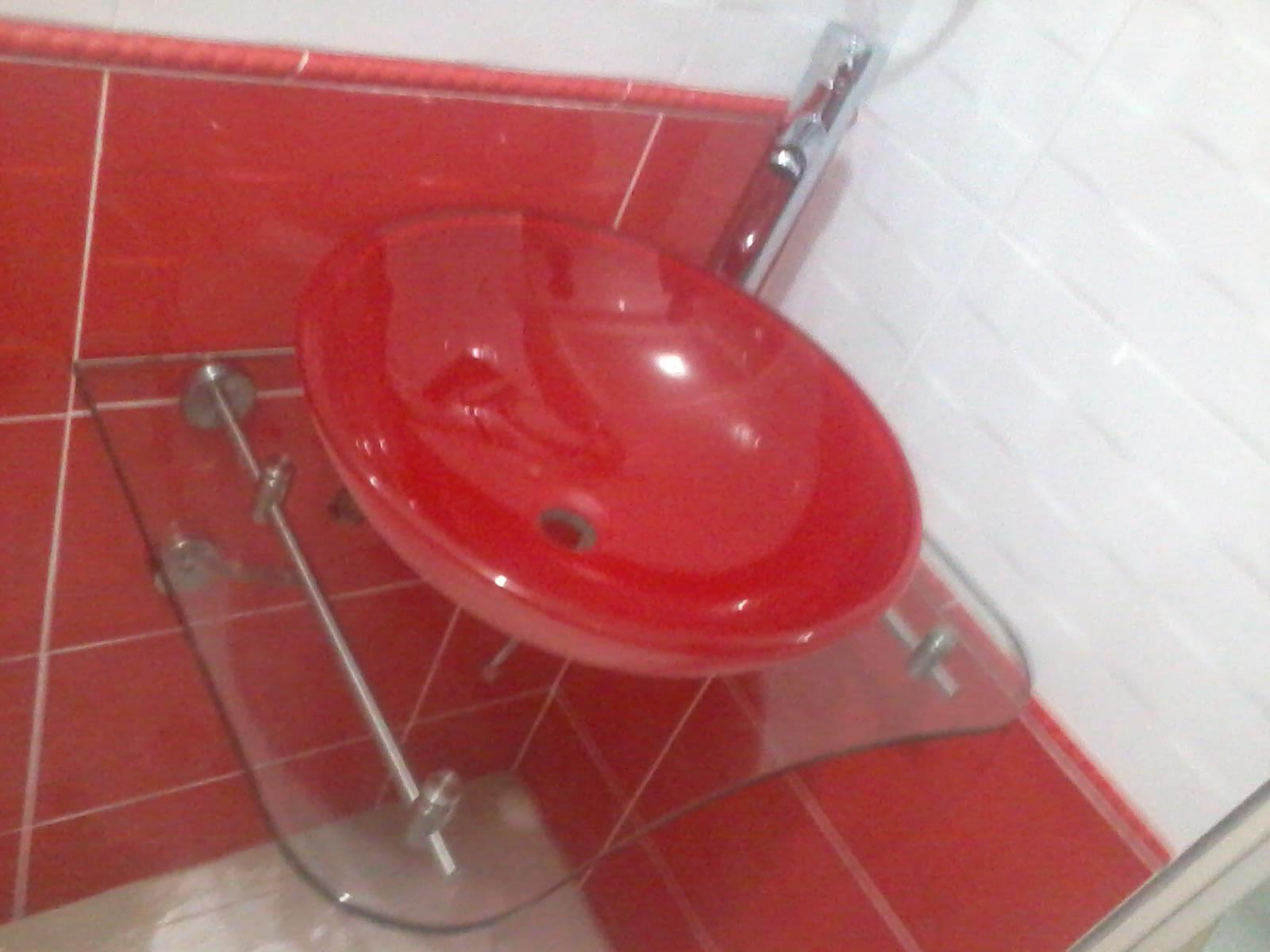 Soporte lavamanos