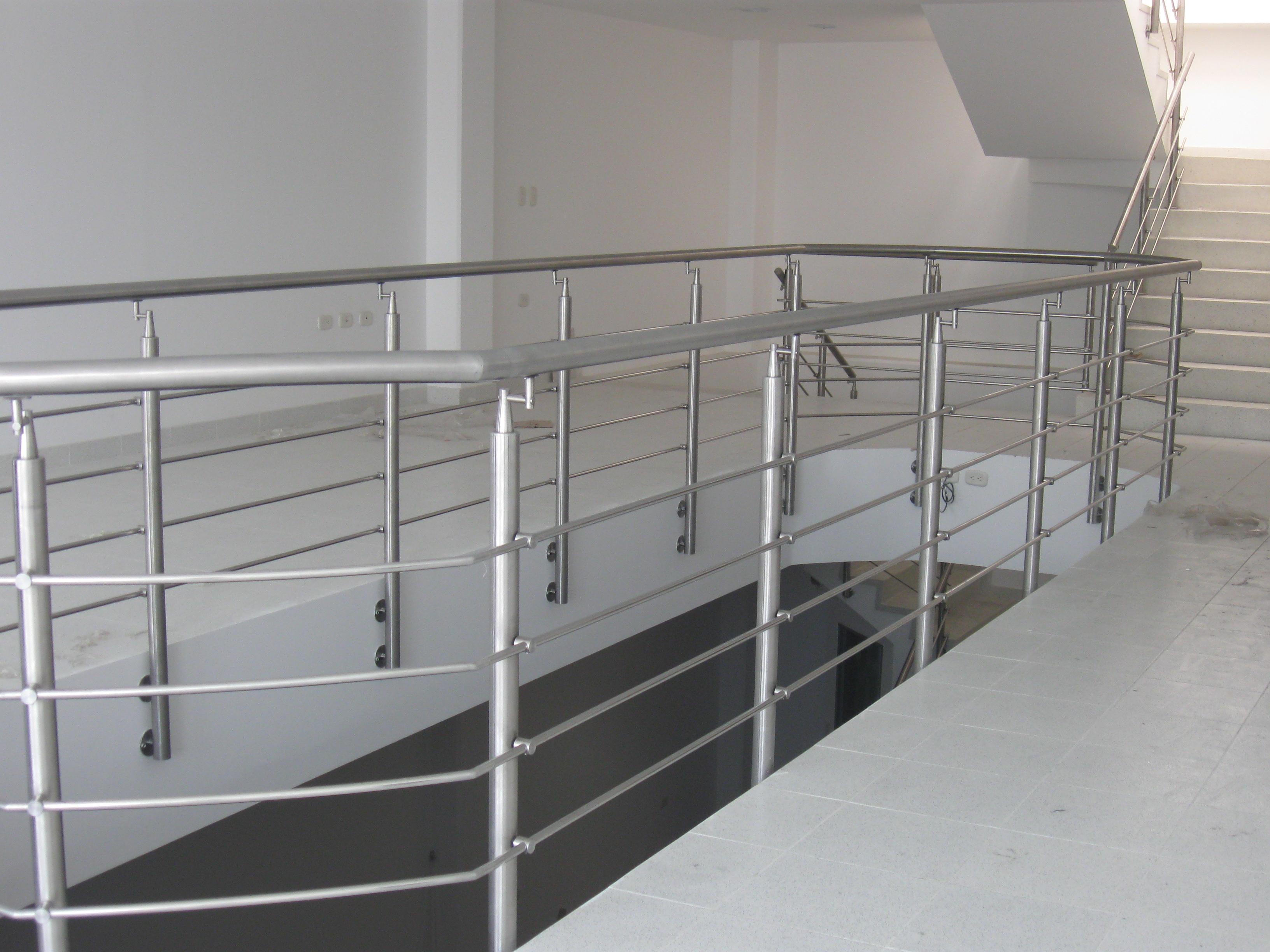 Baranda mezzanine