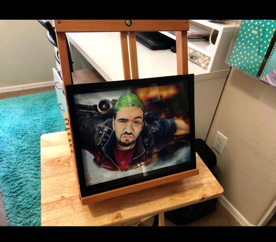 Jacksepticeye Fan Art