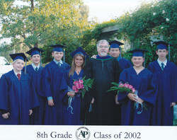 Class of 2002 - Middle School
